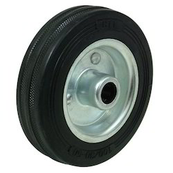 Rubber Tyre Caster Wheel