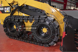 Rubber Tracks for Skid Steer Loader