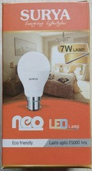 Surya LED Bulb 7watt