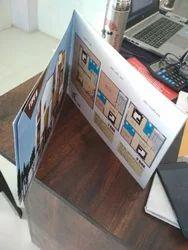 Building Brochure Binding