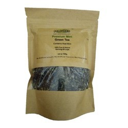 Darjeeling Mint Green Tea