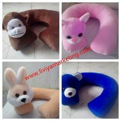 Neck Pillow with Toy