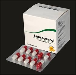 Lansoprazole Capsule, 30mg, for Commercial