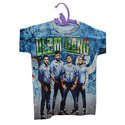 Kids T-Shirt Sublimation Printing Service