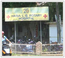 Hospital Service from Haria