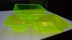 Acrelic Salad Bowl