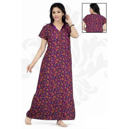 2cadfa661 Ladies Cotton Night Gown