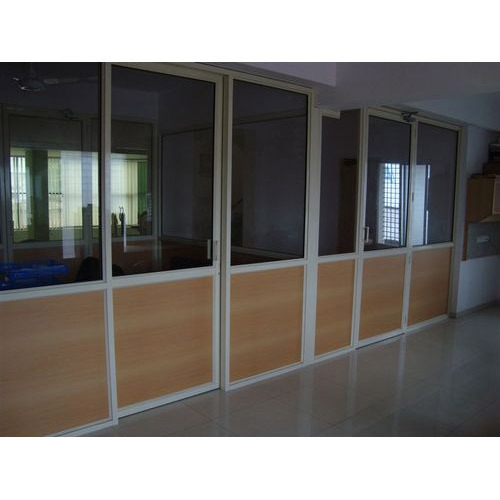 Aluminium Partitions Wall Partition Manufacturer From