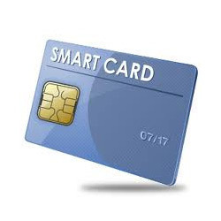 Double Sided Chip Card Smart Cards, Shape: Rectangular, Thickness: Iso Card