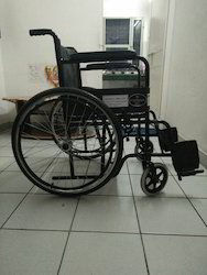 Hospital Folding Wheel Chair
