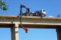 Mobile Bridge Inspection Unit