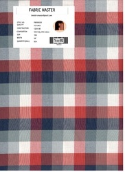 Yarn Dyed Checks Fabrics FM00028