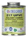 Heavy Bodied UPVC Solvent Cement