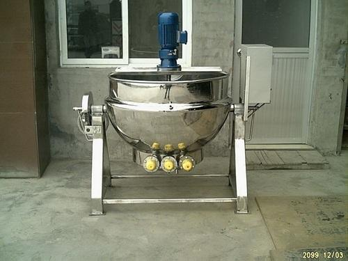 Ointment Paste Planetary Mixer
