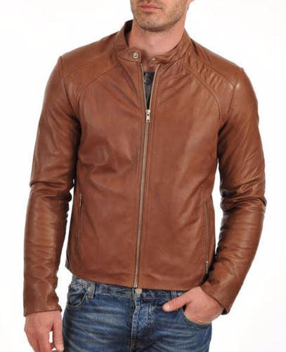 Colored Leather Jackets For Men - Jacket To