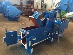 Double Action Scrap Baling Press Machine