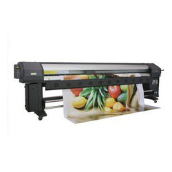 Banner Solvent Printing