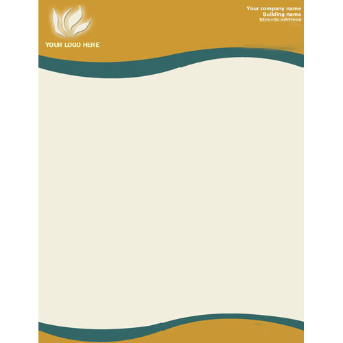 Corporate Letterhead At Rs 3 Piece: Letterhead Printing Services, Custom Letterhead