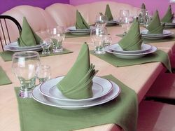 Poly Cotton Table Napkin
