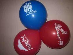 Birthday Printed Rubber Balloons