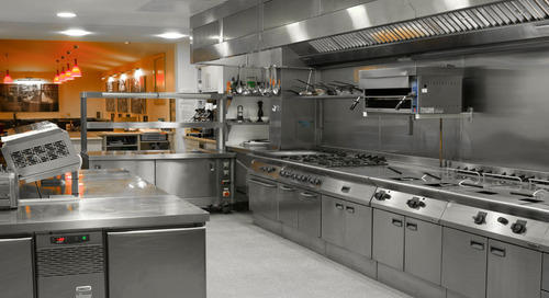 Commercial Kitchen Equipments Canteen Kitchen Equipment