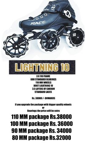 Inline Skates Packages - Elite Reloaded III Manufacturer from Pune