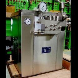 SS High Pressure Homogenizer