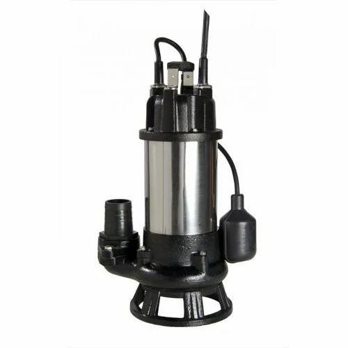 Submersible Sewage Cutter Pump, सबमर्सिबल मल पंप - Moto Drives, Coimbatore  | ID: 11614510133