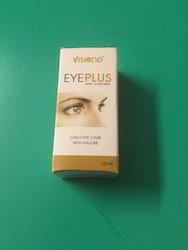 VISIONO Eye Drops, Bottle Size: 10 ml