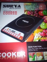 Induction cooker, Size: Small