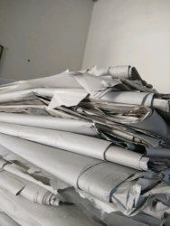 Waste Paper Sheets