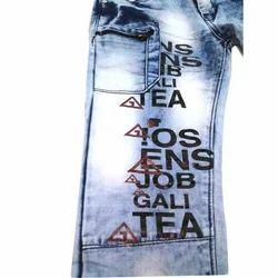 Jeans Printing Service