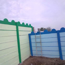 Farm House Compound Wall