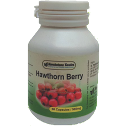 Hawthorn Berry Capsules