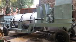 Mobile double drum Hot Mix Plant