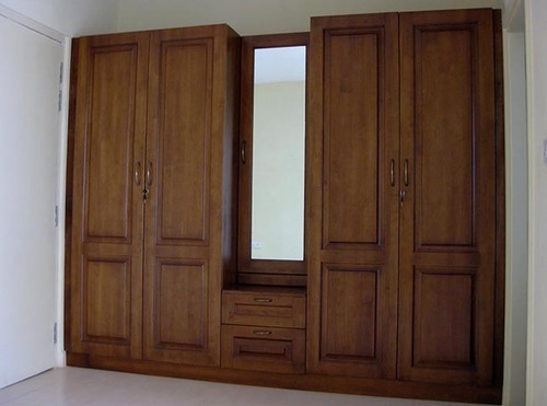 Rubber Wood Wardrobe at Rs  square feets  Chromepet