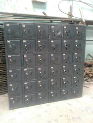 Mobile Locker 60 Door