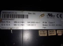 Servo Motor 8MSA4M E3-33 Repair