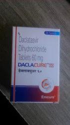 Daclacure 60 Medicine