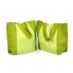 Eco Friendly Jute Shopping Bag