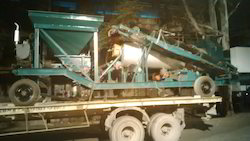 Mobile Automatic Drum Mix Plant