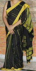 Designer Premium Khadi Saree