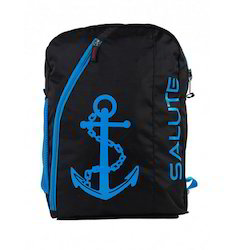 Black and Blue Salute Backpacks