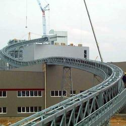 S Shaped Pipe Conveyor