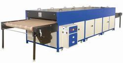Electric Conveyor Curing Machine