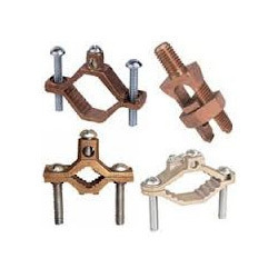 Clamp And Fittings For Earth Rod