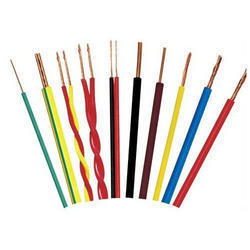 PVC Insulated Flexible Wire - Polyvinyl Chloride Insulated ...