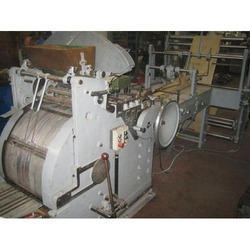 Satchel Paper Bag Making Machine