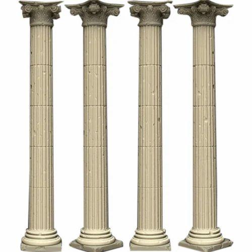 natural stone pillars at rs 150 square feet green park jaipur