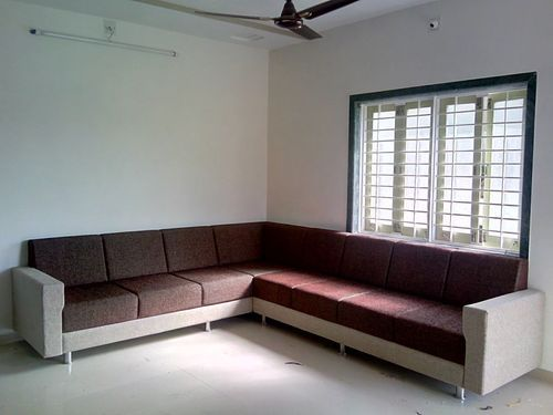 Sofa Set   L Shape Bolister Handle Corner Sofa Set Manufacturer From  Ahmedabad